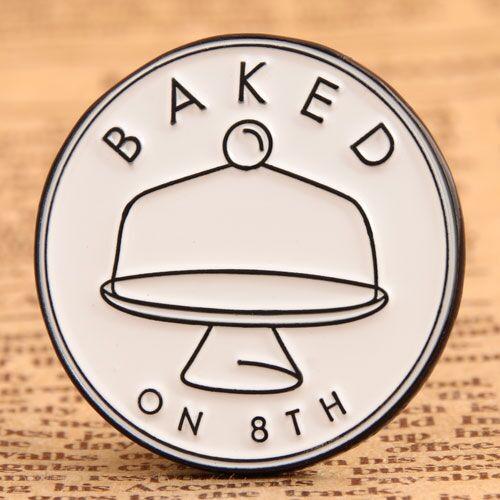 Baked Enamel Pins