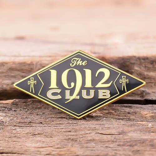 1912 Club Enamel Pins