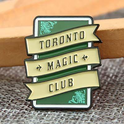 Toronto Magic Club Enamel Pins