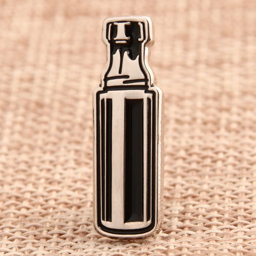 Little Bottle Custom Enamel Pins