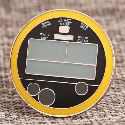 Operation Panel Enamel Pins