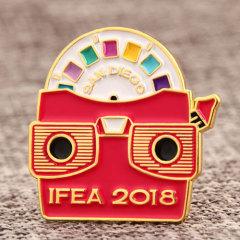 IFEA Enamel Pin