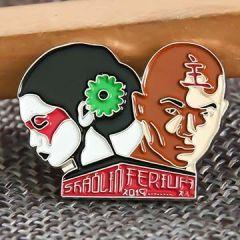 Performer Custom Enamel Pins