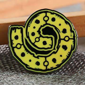 Hover Custom Enamel Pins