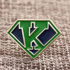 K Soft Enamel Pins