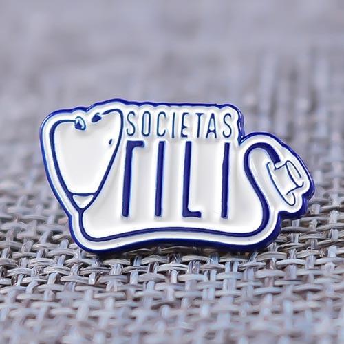 Societas Custom Enamel Pins