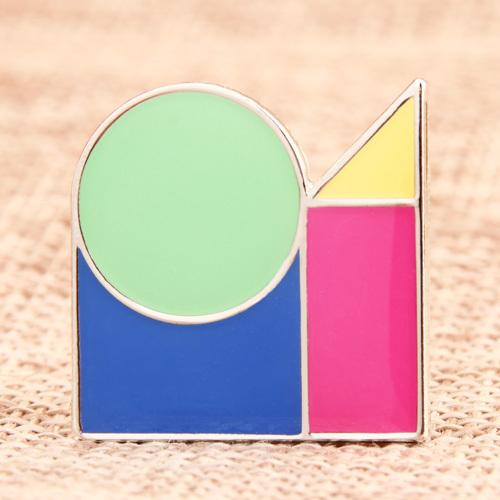 Tangram Custom Pins