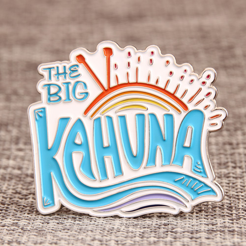 The Big Kahuna Custom Enamel Pins