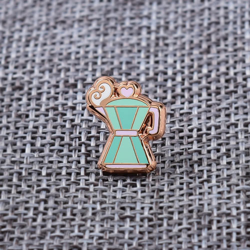 Lovely Teapot Custom Pins