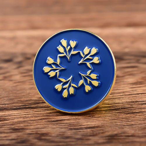 Tulip Custom Enamel Pins