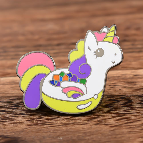 Unicorn Custom Lapel Pins