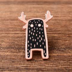 Elk Hard Enamel Pins