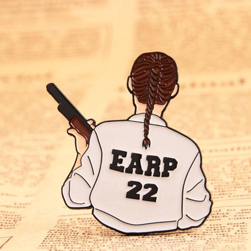 Earp 22 Lapel Pins