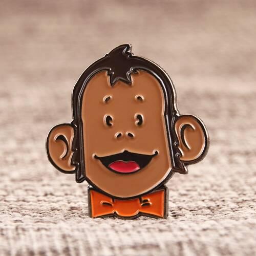 Monkey Custom Lapel Pins