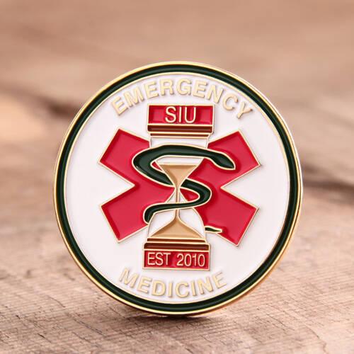 SIU School Custom Enamel Pins