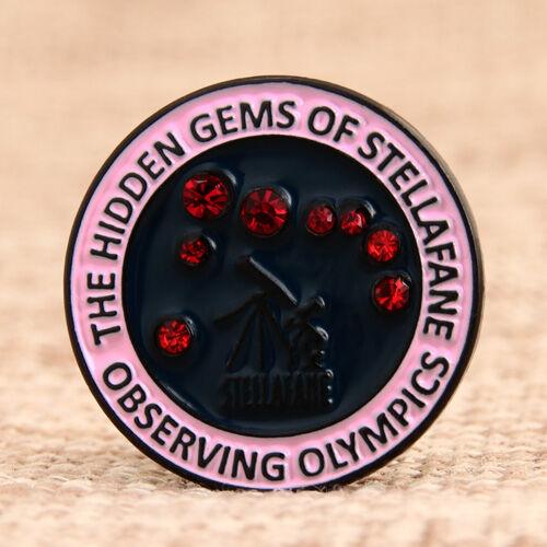 Team Custom Lapel Pins