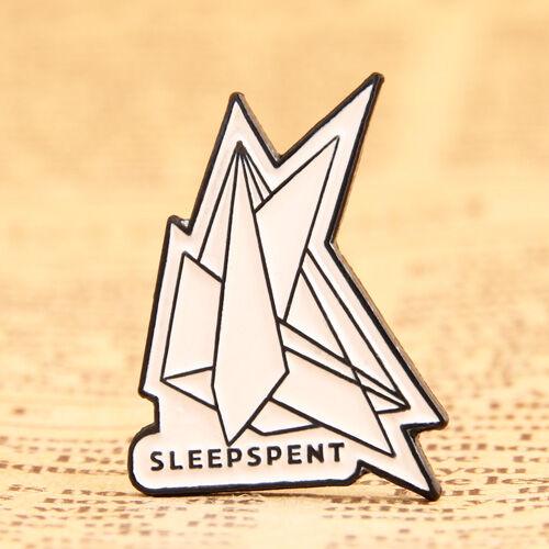 Sleepspent Lapel Pins