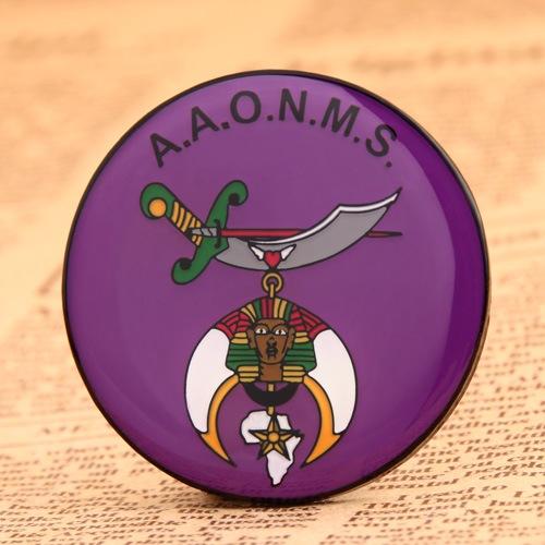 Oath Custom Lapel Pins
