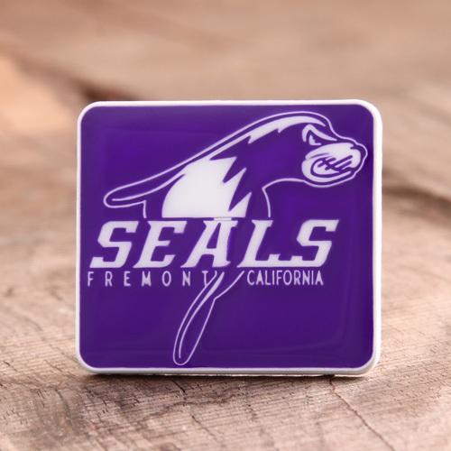 Seals Event Custom Lapel Pins