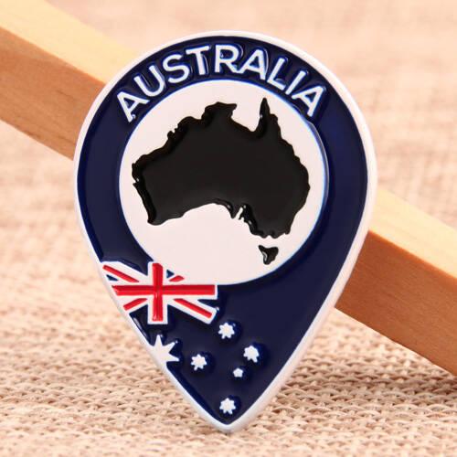 Australia Custom Lapel Pins