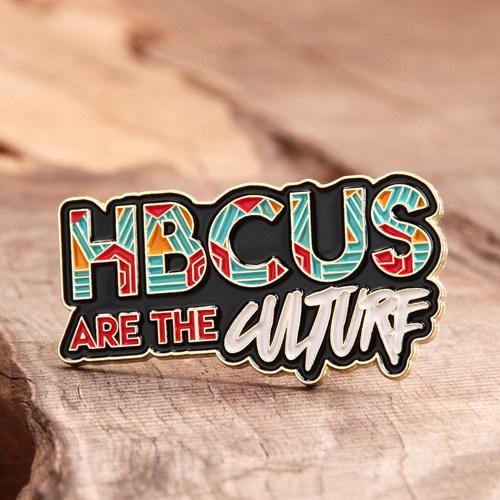 HBCUS Custom Lapel Pins