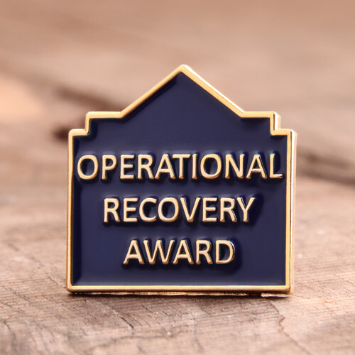 Award Enamel Pins
