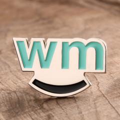 WM Enamel Pins