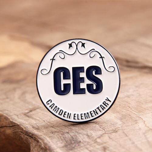 CES Enamel Pins