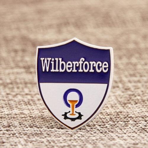 Wilberforce Lapel Pins