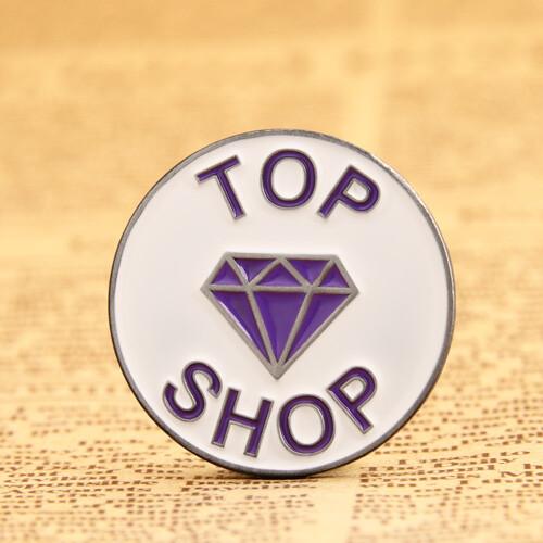 Topshop Lapel Pins