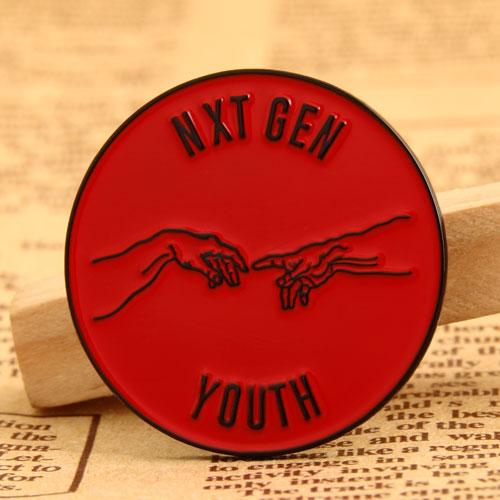 Nxt Gen Youth Pins