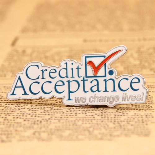 Credit Acceptance Pins