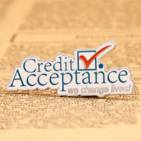 Credit Acceptance Pins