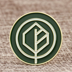Forest Park Bank Pins