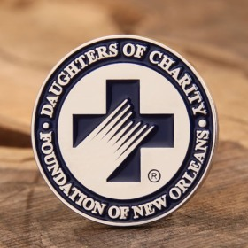 Daughters Of Charity Lapel Pins