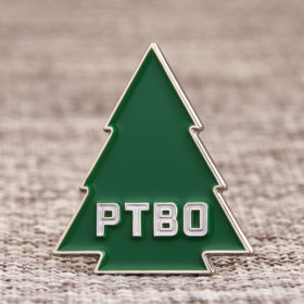 PTBO Enamel Pins