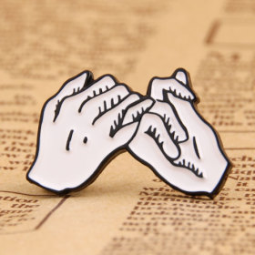 Promise Custom Enamel Pins