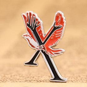Logo Lapel Pins No Minimum