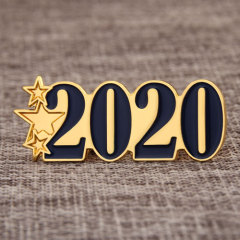2020 Personalized Pins Cheap