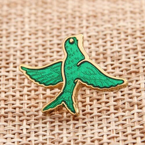 Bird Enamel Pins No Minimum