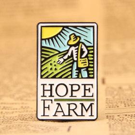 Hope Farm Custom Enamel Pins