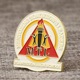 MTL Enamel Pins