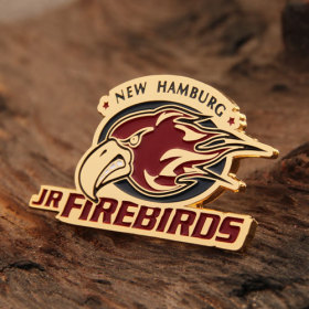 Eagle Enamel Pins