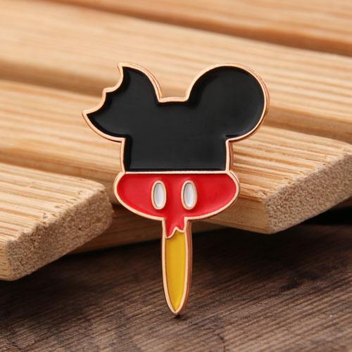 Ice Cream Custom Enamel Pins