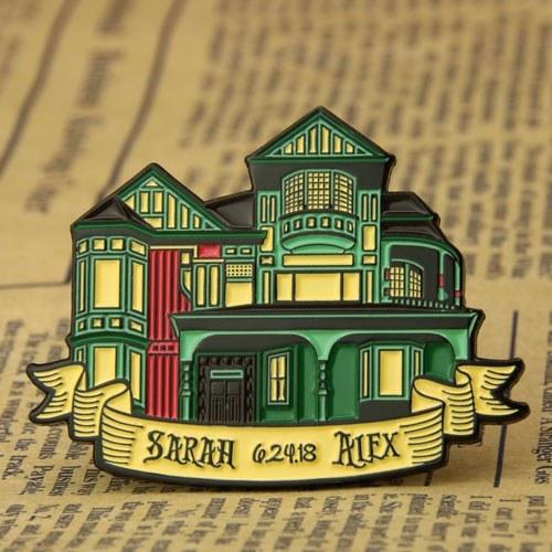 Villa Custom Pins